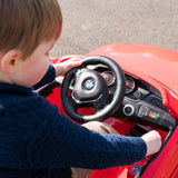 BMW 4 Series Kids Electric Ride On Car-Bob Gnarly Surf