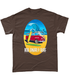 Bob Gnarly Surf Bus Unisex T-Shirt-Bob Gnarly Surf