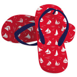 Boys Flip Flops Beach Pool Holiday Summer-Bob Gnarly Surf