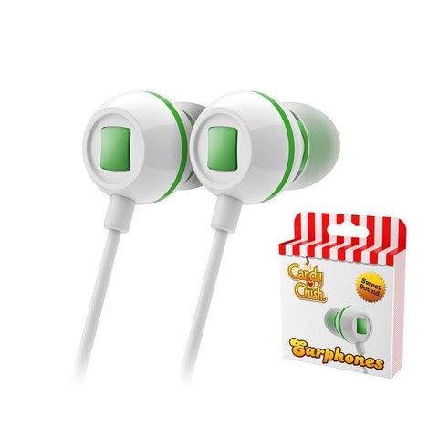 Candy Crush Earphones-Bob Gnarly Surf