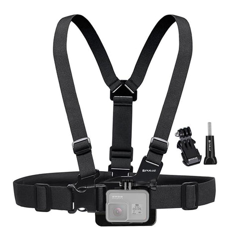 Chest Mount Strap for GoPro Hero-Bob Gnarly Surf