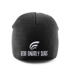 Classic Embroidered Pull-On Beanie Hat-Bob Gnarly Surf