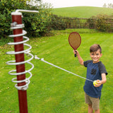 Classic Swing Ball Tennis Set with Rackets-Bob Gnarly Surf