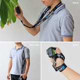 Detachable 60cm Long Neck Lanyard for GoPro Cameras-Bob Gnarly Surf