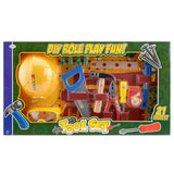 DIY Tool Set with Hat and Belt (21 Pieces)-Bob Gnarly Surf