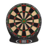 Electronic Dartboard with LED Digital Score Display-Bob Gnarly Surf