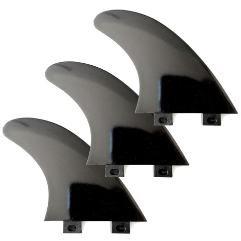 FCS G7 Composite Thruster Surfboard Fins Large-Bob Gnarly Surf