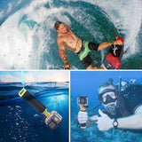Floating Hand Grip for GoPro Cameras-Bob Gnarly Surf