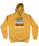 Fully Stacked Camper Adult Unisex Hoodie-Bob Gnarly Surf
