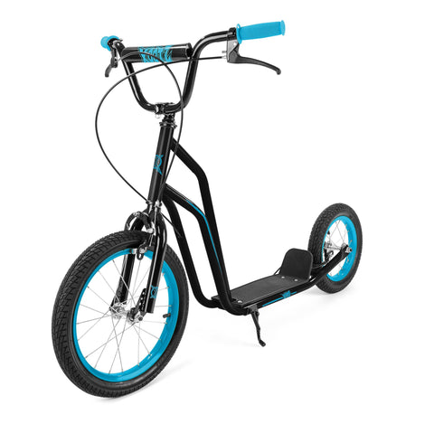 Xootz Blue BMX Stunt Scooter for Kids-Bob Gnarly Surf