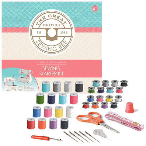 Great British Sewing Bee Starter Kit