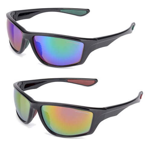 Men's Neil Sports Sunglasses-Bob Gnarly Surf