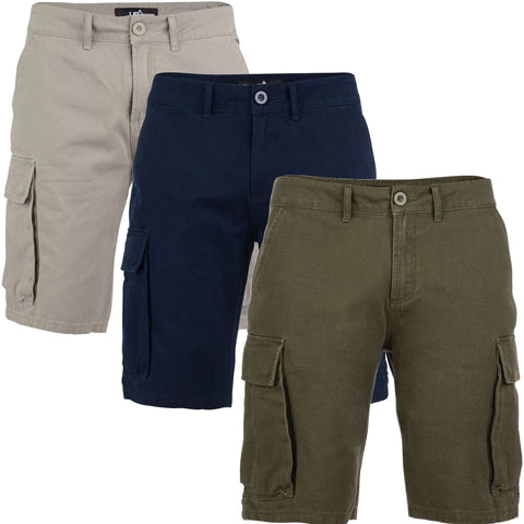 Men's Amazon Cargo Shorts-Bob Gnarly Surf