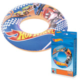 Hot Wheels Children's Swim Ring