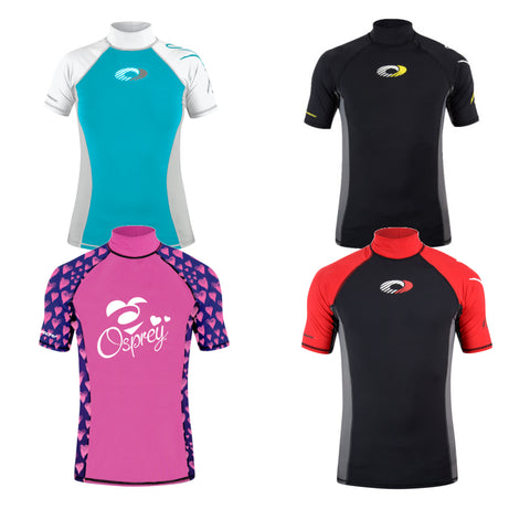 Kids Rash Vests UPF50+