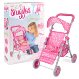 Snuggles Deluxe Dolls Buggy-Bob Gnarly Surf