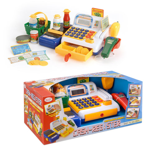 Kids Play Cash Register