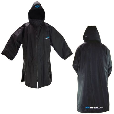Waterproof Changing Coat - Bob Gnarly Surf