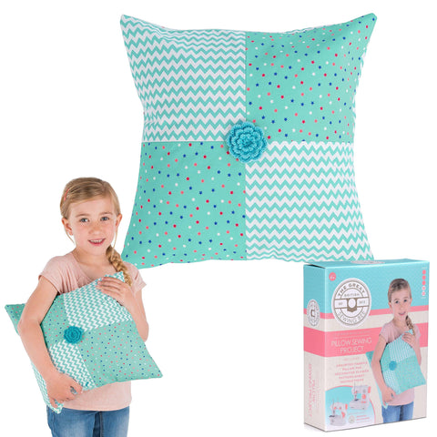 Great British Sewing Bee Pillow Pattern Project Kit