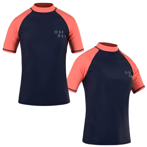 Women's Zola Coral Rash Vest-Bob Gnarly Surf