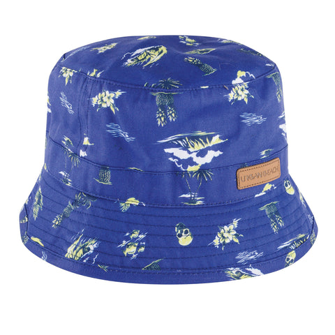 Unisex Hilo Bucket Hat - Bob Gnarly Surf