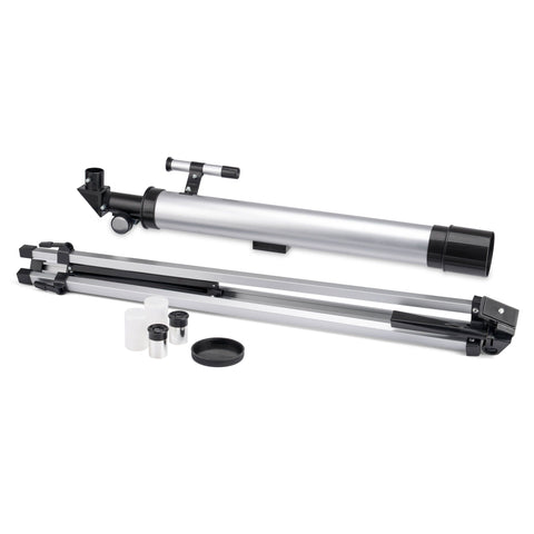 Kids Refractor Telescope with Tripod - Bob Gnarly Surf