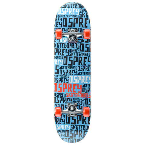 "Repeat 31"" Double Kick Skateboard"