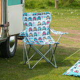 VW Adult Camping Beach Festival Chair