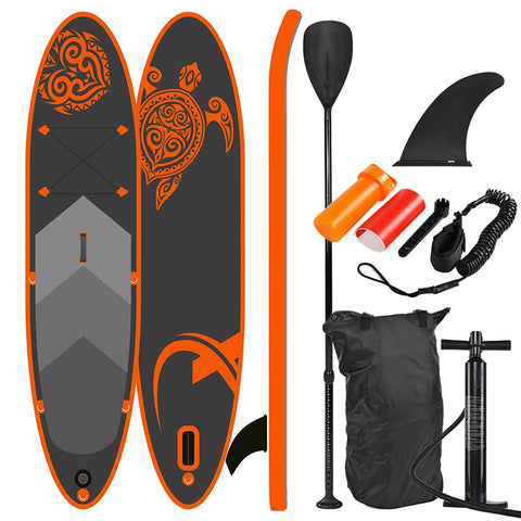 SUP300 10' SUP Stand Up Paddle Board Complete Kit