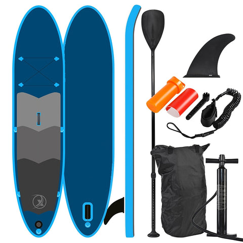 "SUP330 10'6"" Stand up Paddle Board Blue"