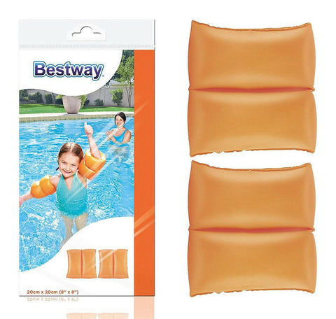 Kids Inflatable Swimming Arm Bands-Bob Gnarly Surf