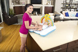 Inflatable Baby Changing Mat-Bob Gnarly Surf