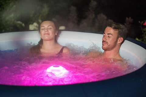 Lay-Z Spa LED Floating Pool Light-Bob Gnarly Surf