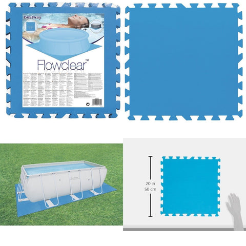 Pool Floor Protector - 20 x 20 Inches