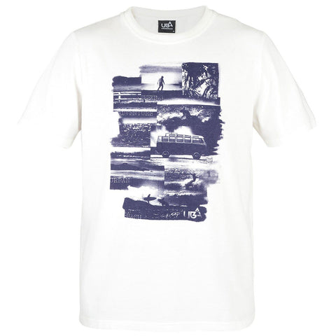 Men's Kaila T-Shirt White