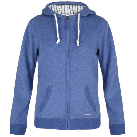Mokuleia Zip Hoodie Navy Blue-Bob Gnarly Surf