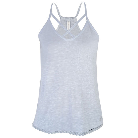 Honokaa Vest Light Blue