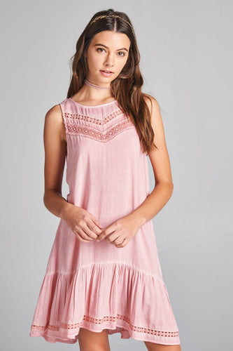 Faded Summer Dress