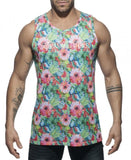 ADDICTED CACTUS TANK TOP (GREEN) - The Jock Shop