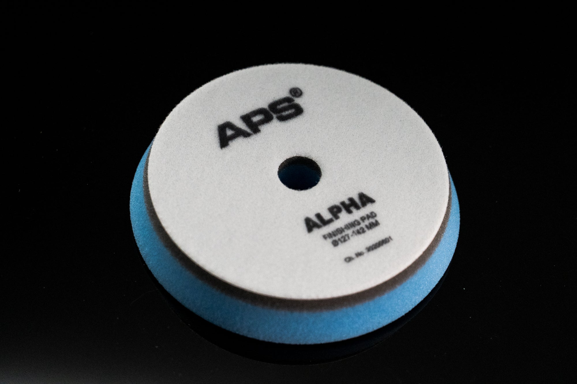 APS Pro Alpha Finishing Pad BLUE - Detail-Division