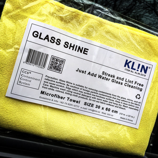 KL!N Glass Shine