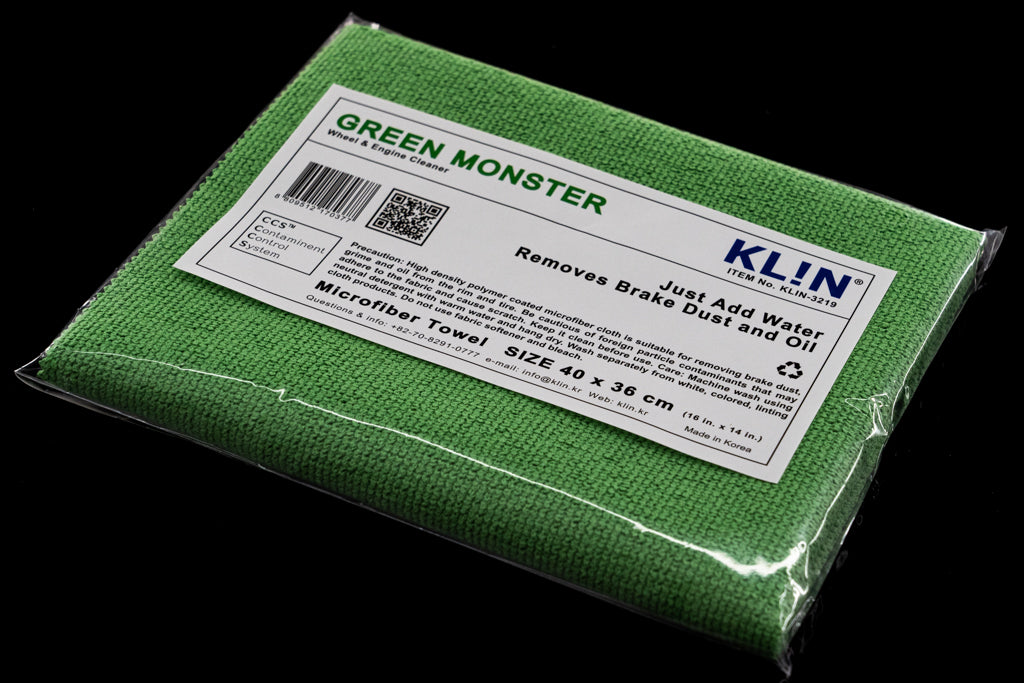 KLiN Green Monster