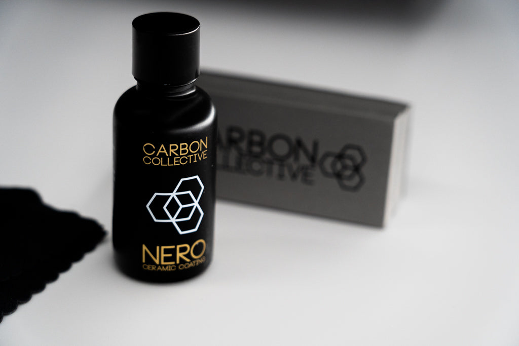 Nero Self-Healing Ceramic Coating – PRO RANGE