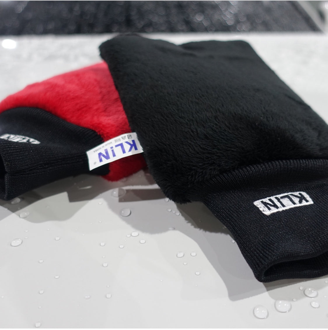 KLiN Softy Series Wash Mitt - Detail-Division
