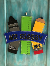 Teacher Door hanger, teacher, teacher gift, classroom decor, school, teacher decor, class decor