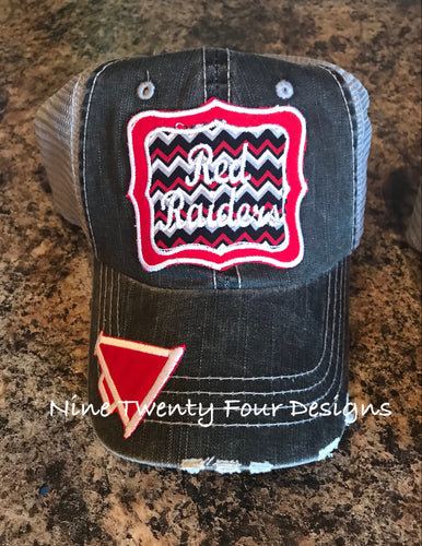 Red Raider Spirit Hat