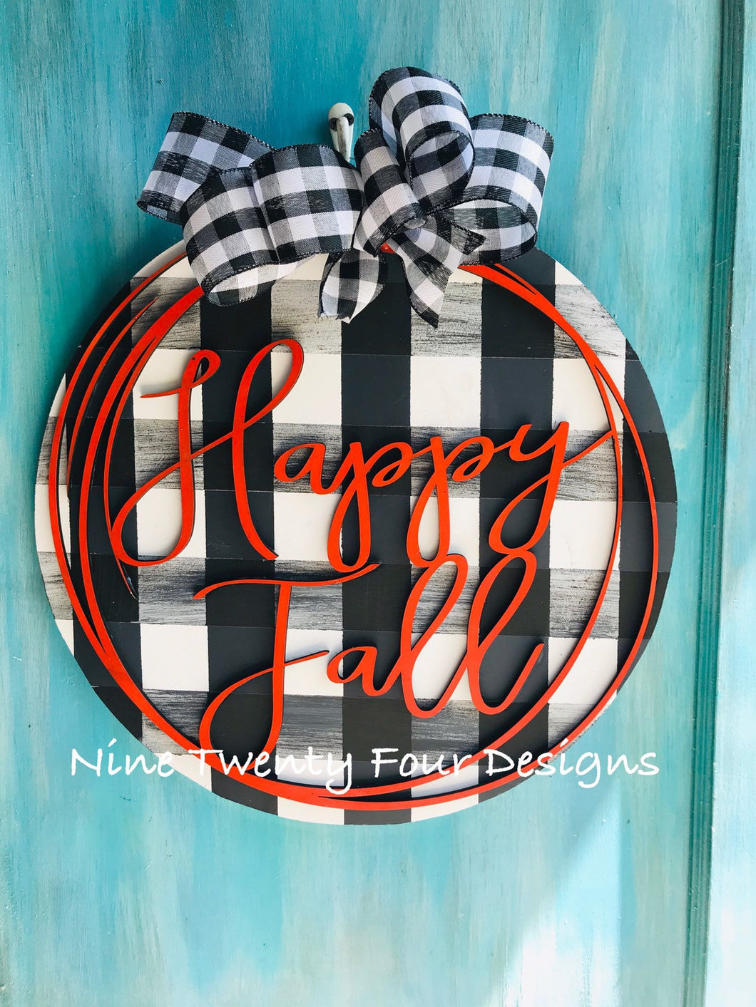 3d fall sign, fall door sign, happy fall sign, office sign, 3d wood sign, door decor, fall decor, office decor