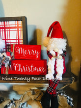 Santa & Mrs Clause Gnome Set, holiday gnomes, handmade gnomes, Santa Gnome, Mrs Clause Gnome, Christmas Gnomes