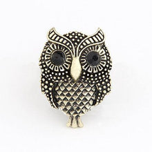 Owl Rings Jewelry