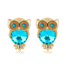 Owl Earrings for Girls